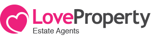 Love Property Logo